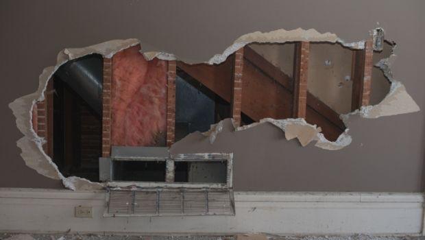 L amianto in edilizia