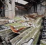 La presenza di amianto nelle demolizioni