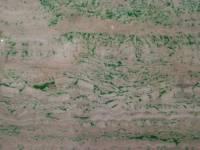 Travertino impermeabilizzato con resina. Dal catalogo dell'Azienda Rogima Marmi.