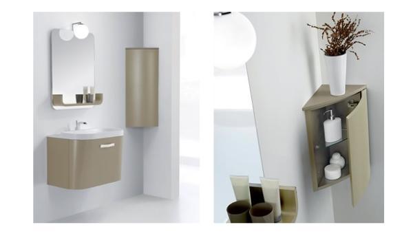 Arredo bagno salvaspazio arredo bagno salva spazio for Mobile angolare bagno