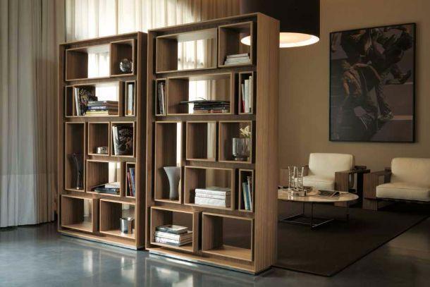 Librerie passanti for Librerie piccole dimensioni