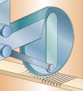 Curvare il legno con gli intagil