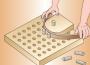 Curvare il legno con la dima