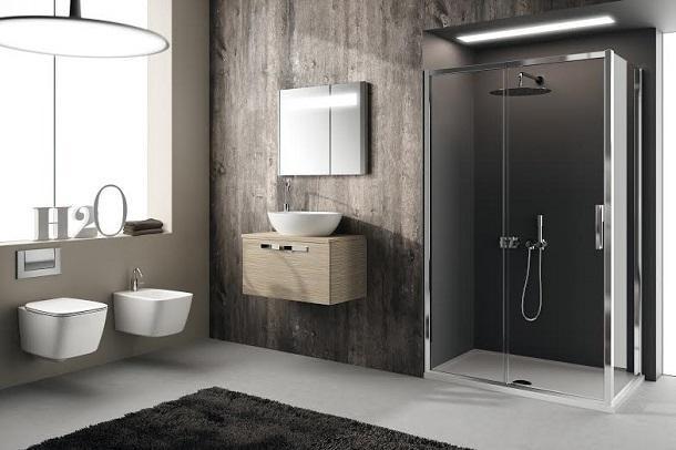 Design e funzionalità in bagno: Ideal Standard, Strada
