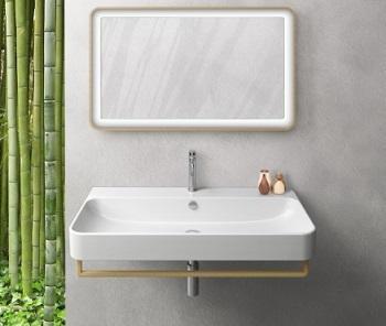 Design e funzionalità in bagno: Catalano, Green