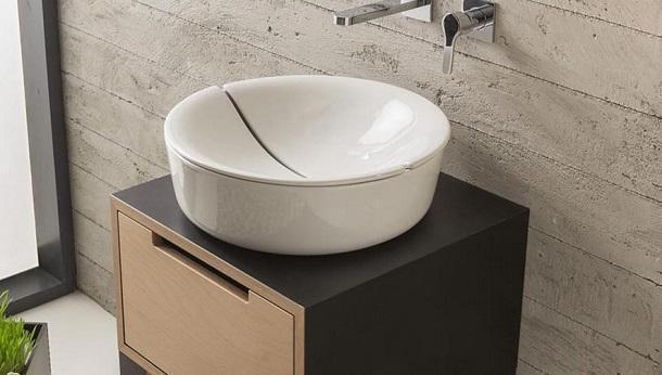 Design e funzionalità in bagno: Emo Design, Mizu