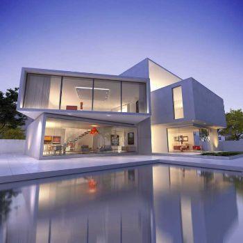 Definizione abitazione di lusso for Progetti di piani di casa con foto