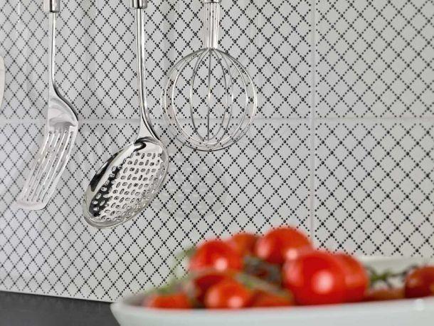 piastelle cucina Black&White di Marazzi