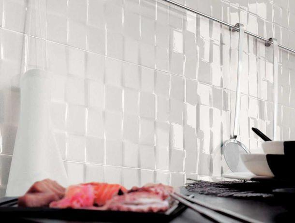 piastrelle cucina On piastrelle cucina rilievo