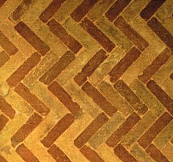 Antico pavimento Etrusco