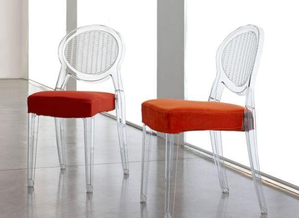 Cuscini per sedie - Coprisedia in tessuto ikea ...