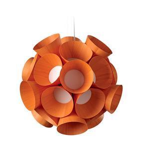 lampada in legno dandelion
