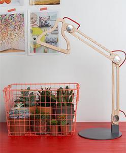 lampada in legno led-it-be