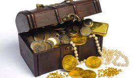 Ritrovamento di un tesoro e codice civile