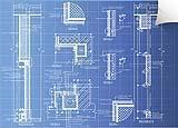 Alcuni esempi di dettagli costruttivi, che in genere costituiscono uno dei principali elaborati del progetto esecutivo.