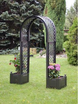 Arco per rampicanti for Arco decorativo giardino