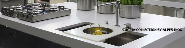 Alternativa al marmo in cucina: Corian DuPont