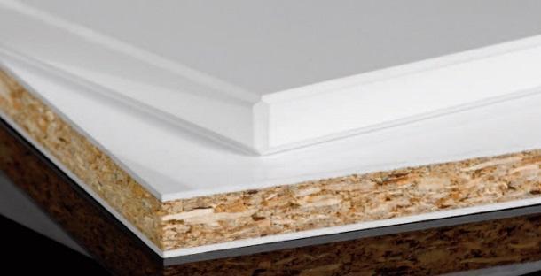 Alternative al marmo in cucina: Duropal Solid Color