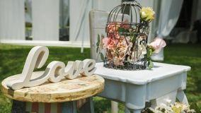 Allestire il giardino di casa per un matrimonio