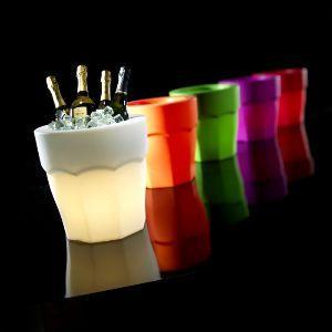 portabottiglie Lume design