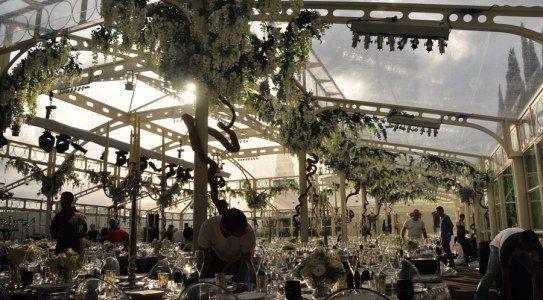 Matrimonio In Una Serra Toscana : Allestire il giardino di casa per un matrimonio