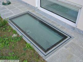 finestre calpestabili di piani cantinati di Gaudino Serramenti