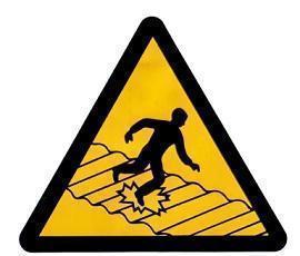 caduta da tetto
