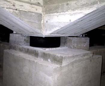 progetto di isolatore sismico S.A.P. Studio Engineering LTD
