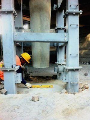 isolamento sismico delle strutture De.La.Be.Ch. Construction LTD