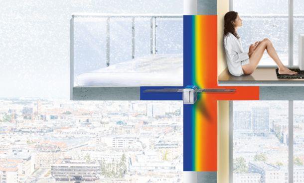 Isolamento termico balconi - Finestre isolamento termico ...