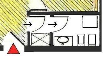 Progetto per bagno cieco come illuminarlo - Finestra interna per bagno cieco ...