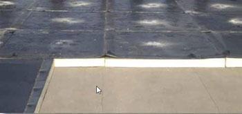 Isolante termico accoppiato a membrana impermeabilizzante Isoplan di Isolparma