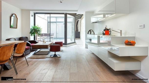 Cucina anta dogata - Arredi soggiorno moderno ...