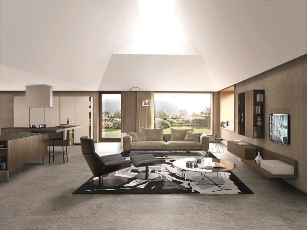 arredamento moderno - Arredamento Moderno Zona Living