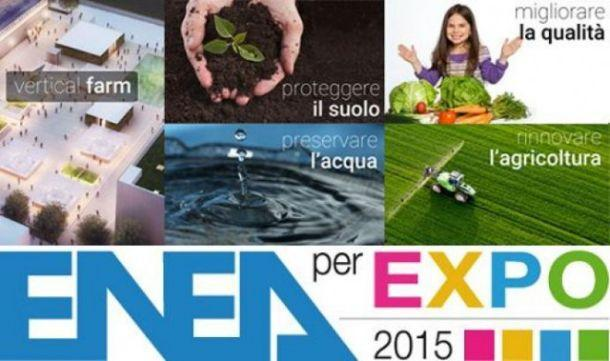 serra verticale Enea Expo