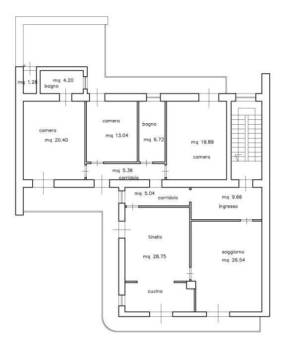 Calcolo Metri Quadri Appartamento