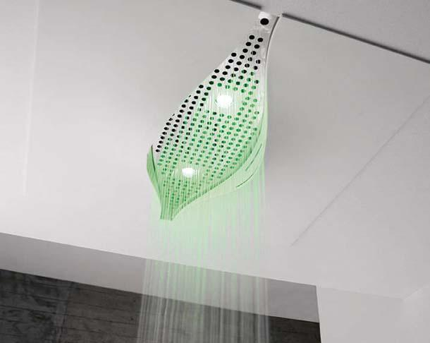 Sistema doccia Virgin di Zazzeri