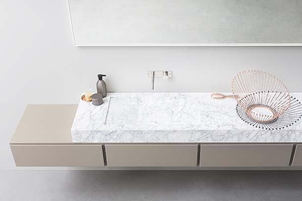lavabo D-taglio diRexa design