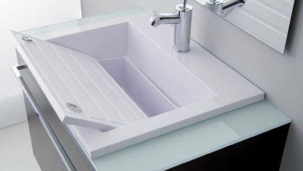 Sistema combinato lavabo lavatoio - Vaschette da bagno per bambini ...