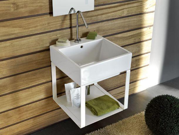 Sistema combinato lavabo lavatoio - Mobile lavatoio ...