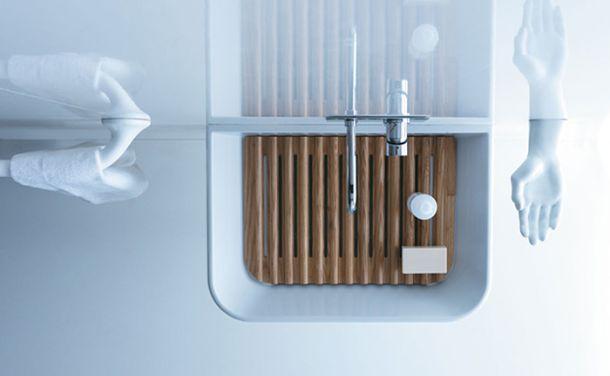 lavabo lavatoio Meg11 Galassia
