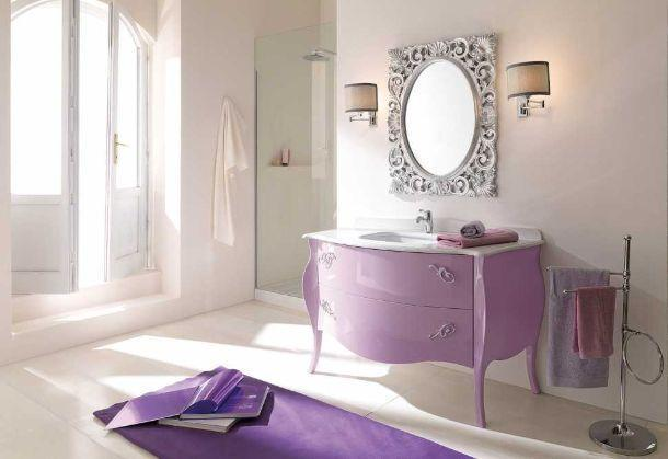 arredo bagno stile neo barocco - Arredo Bagno Barocco Moderno