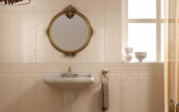 Arredo bagno stile neo barocco
