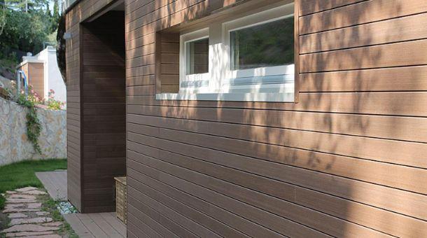 Doghe in legno per pareti esterne – Il tetto per la tua casa