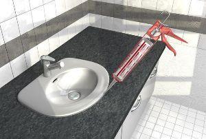 sigillanti per riparazioni domestiche