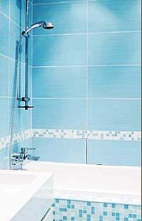 infiltrazioni d'acqua nella doccia