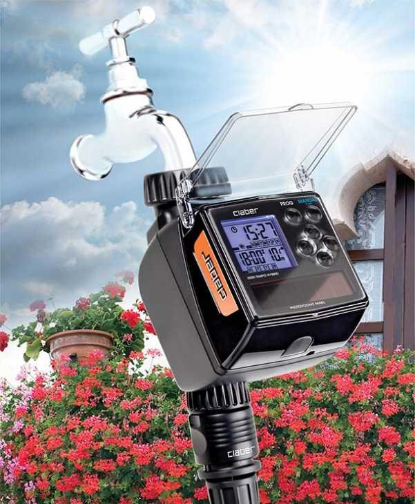 Impianto di irrigazione a goccia fai da te for Programmatore di irrigazione