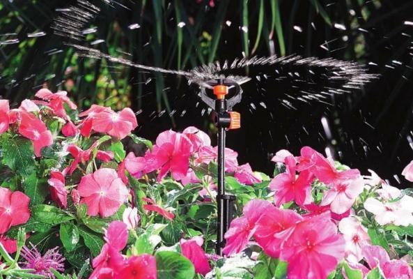Irrigazione a goccia soluzioni su misura