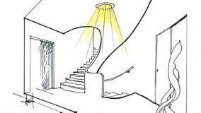 Progetto per illuminare ingresso e scale con il tubo solare