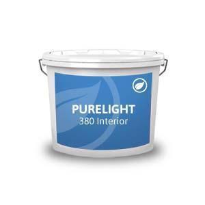 Purelight, pittura da interni di Airlite